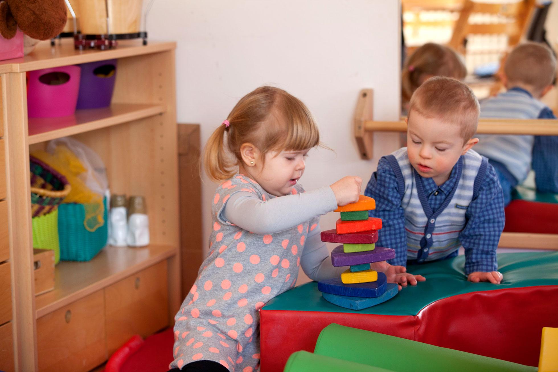 Integrative Kinderförderung in München